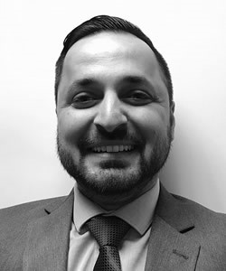 Farrukh Jabber, Mortgage and Protection Adviser